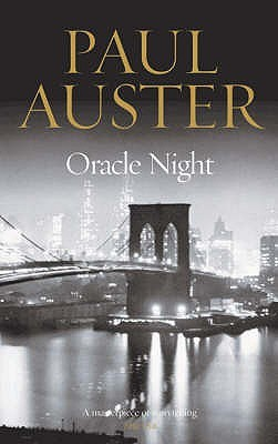 Read Oracle Night By Paul Auster