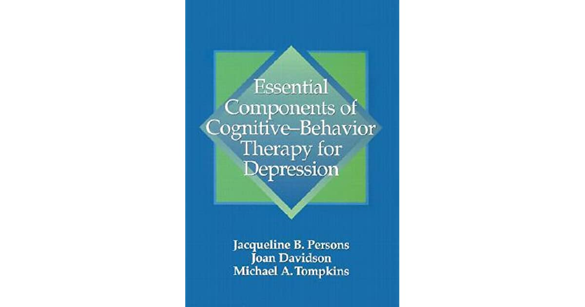 the case formulation approach to cognitive behavior therapy persons jacqueline b