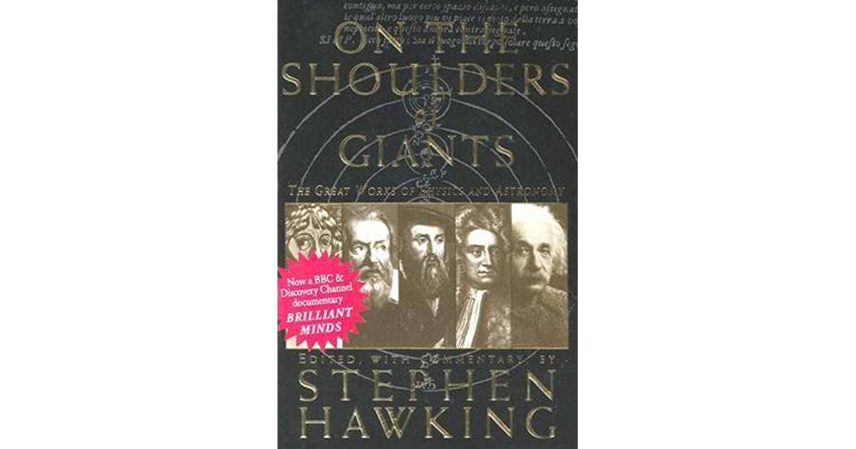 On the shoulders of giants - PDF Free Download