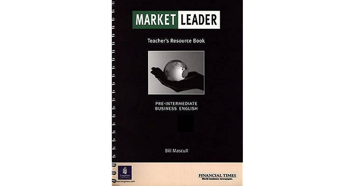 Market Leader New Edition Pre-intermediate Teachers Book