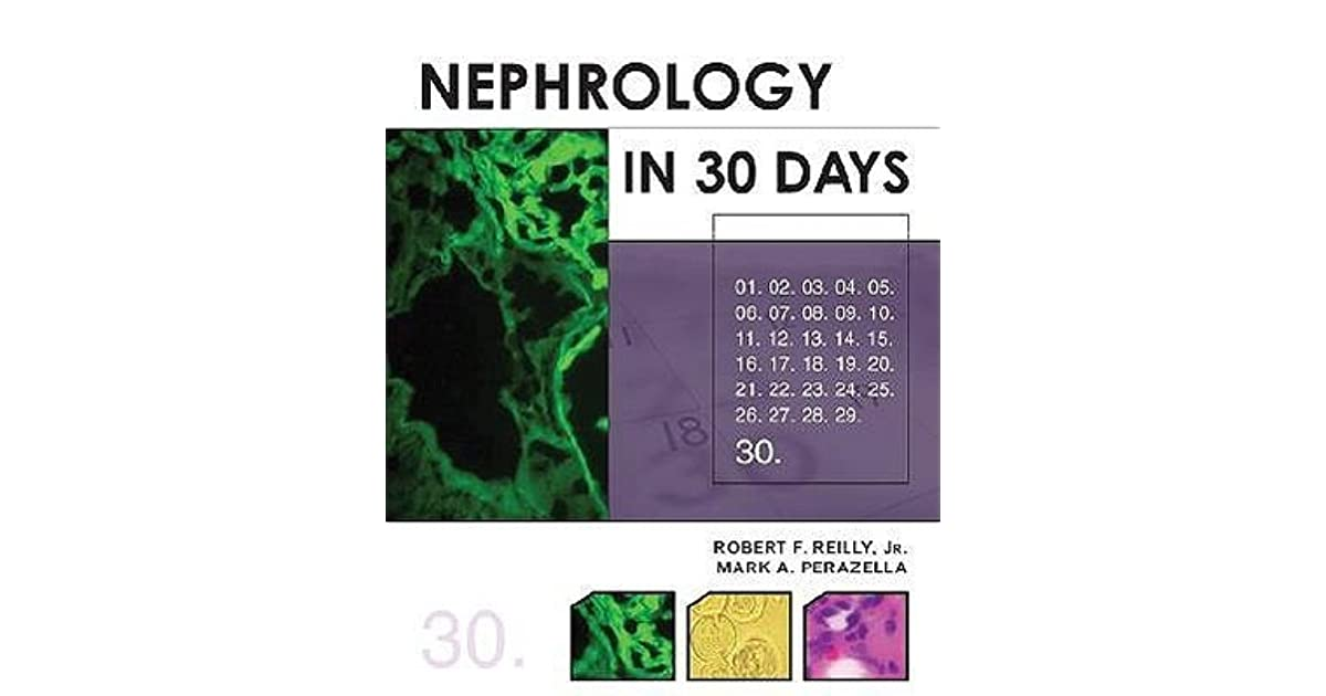 Nephrology in 30 Days (In Thirty Days Series)