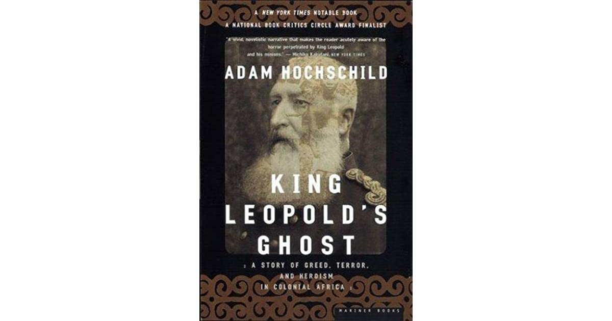 critical essay on king leopolds ghost