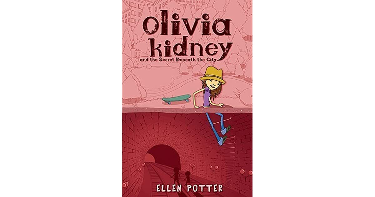 Download Olivia Kidney And The Secret Beneath The City By Ellen Potter