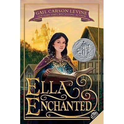 Ella Enchanted by Gail Carson Levine - review