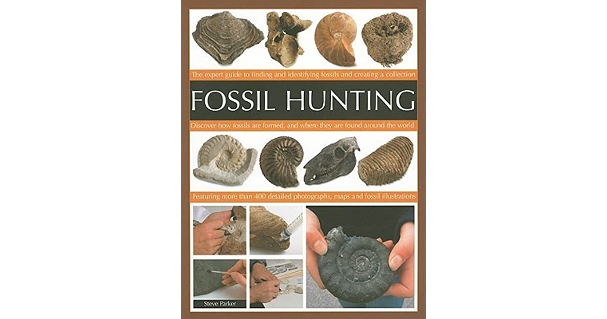 Fossil Hunting The Expert Guide To Finding And Identifying Fossils Creating A Collection Featuring More Than 400 Detailed Photographs Maps