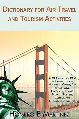 dictionary tourism terms