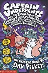 Captain Underpants and the Invasion of the Incredibly Naughty... by Dav Pilkey