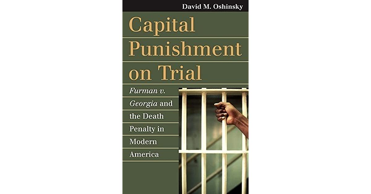 capital punishment on trial essay Free coursework on capital punishment from essayukcom, the uk essays company for essay, dissertation and coursework writing.