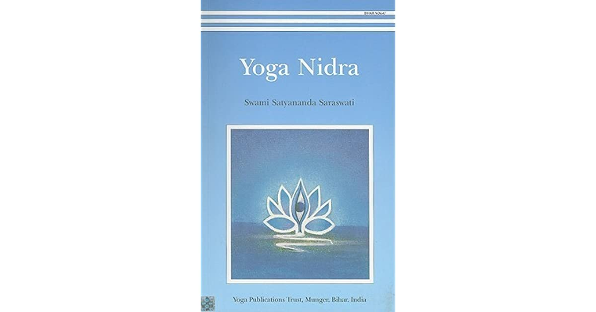 Yoga Nidra Ebook