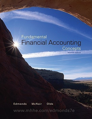 Fundamental Financial Accounting Concepts by Thomas P. Edmonds