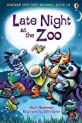 Late Night At The Zoo (Usborne Very First Reading: Book 10)