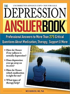 The Depression Answer Book Professional