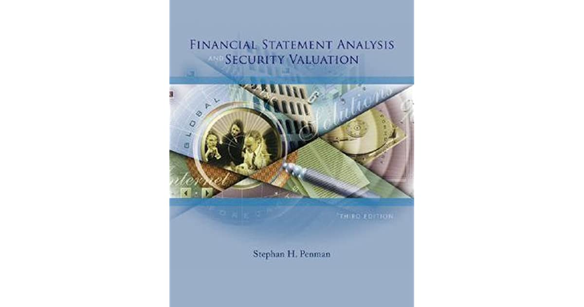 business analysis and valuation 5th edition pdf free