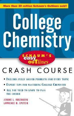 outline Easy college chemistry