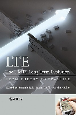 LTE, the UMTS Long Term Evolution: From Theory to Practice