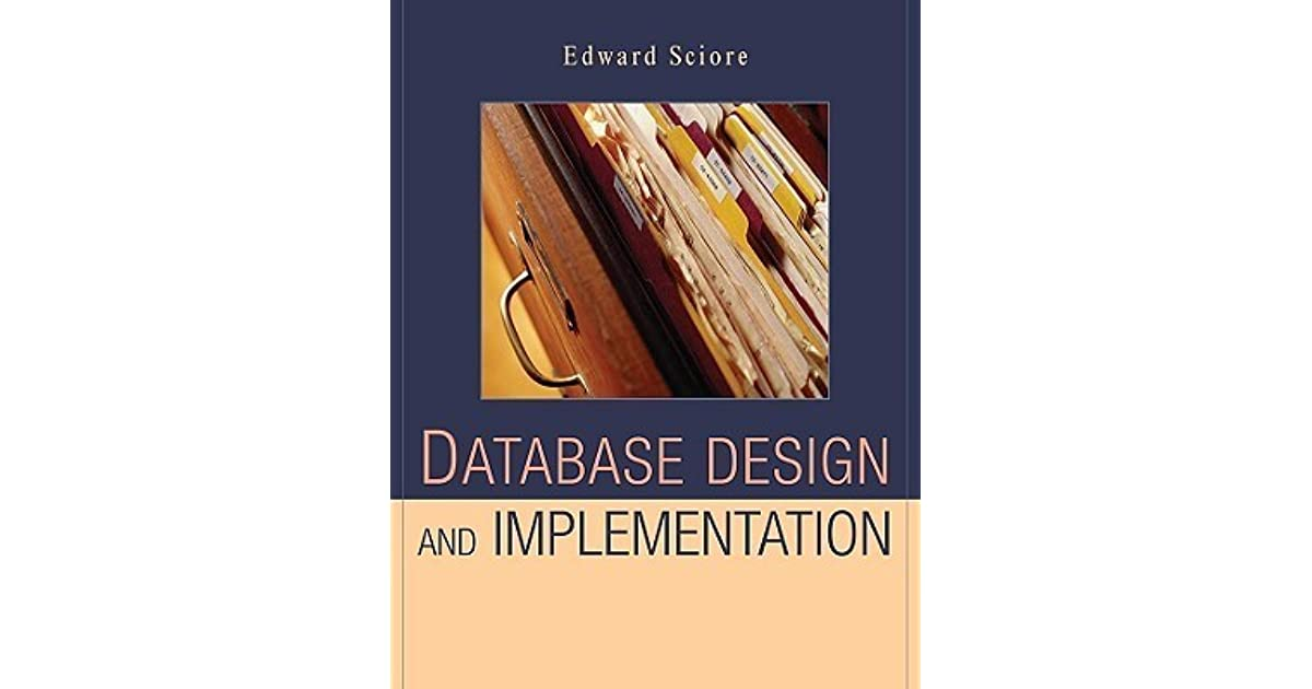 database design and implementation coursework Here is the best resource for homework help with itc itc 4150-0 : database design and implementation at columbia southern university, orange beach find.
