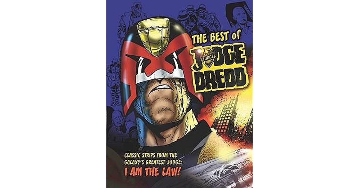 Judge Dredd Future Crime John Wagner Alan Grant Brian Bolland Brendan McCarthy