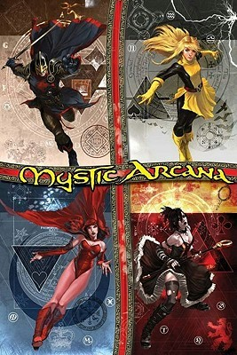 !!> Epub ➜ Mystic Arcana  ➛ Author Louise Simonson – Vejega.info