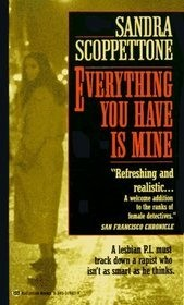 Everything You Have Is Mine (Lauren Laurano, #1)