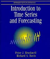 An Introduction to Time Series and Forecasting