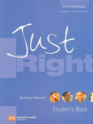 Just Right Intermediate Student's Book [With Booklet]