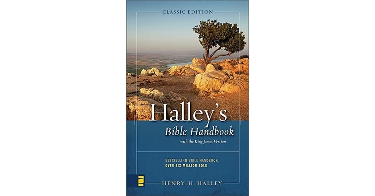 Halley S Bible Handbook An Abbreviated Bible Commentary By