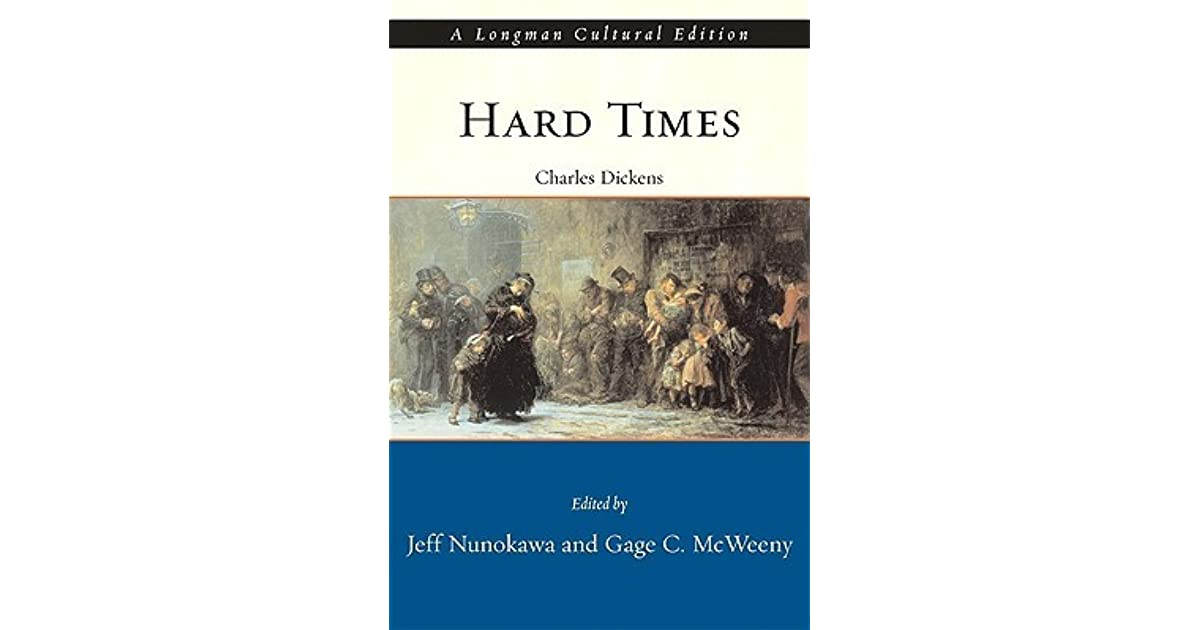 a literary analysis of the novel hard times by charles dickens Hard times study guide contains a biography of charles dickens, literature essays, a complete e-text, quiz questions, major themes, characters, and a full summary and analysis.