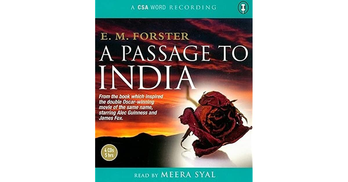 A Passage To India By Em Forster 2 Star Ratings