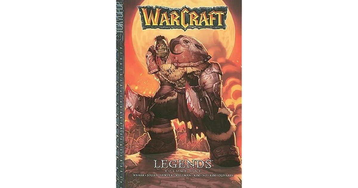 Warcraft Legends Volume 1 By Richard A Knaak