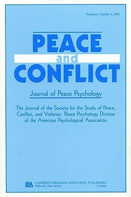 Civil Political Discourse: A Special Issue of Peace & Conflict
