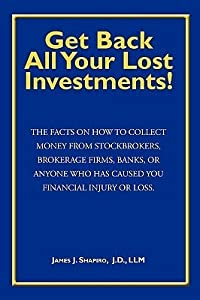 Get Back All Your Lost Investments!