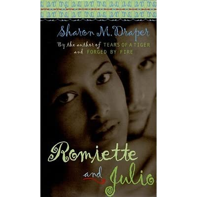 analysis of romiette and julio by sharon m draper 01032010  what will the human race do for love well in this book, romiette and julio, it tells you how people can come together and just love each other i totally.