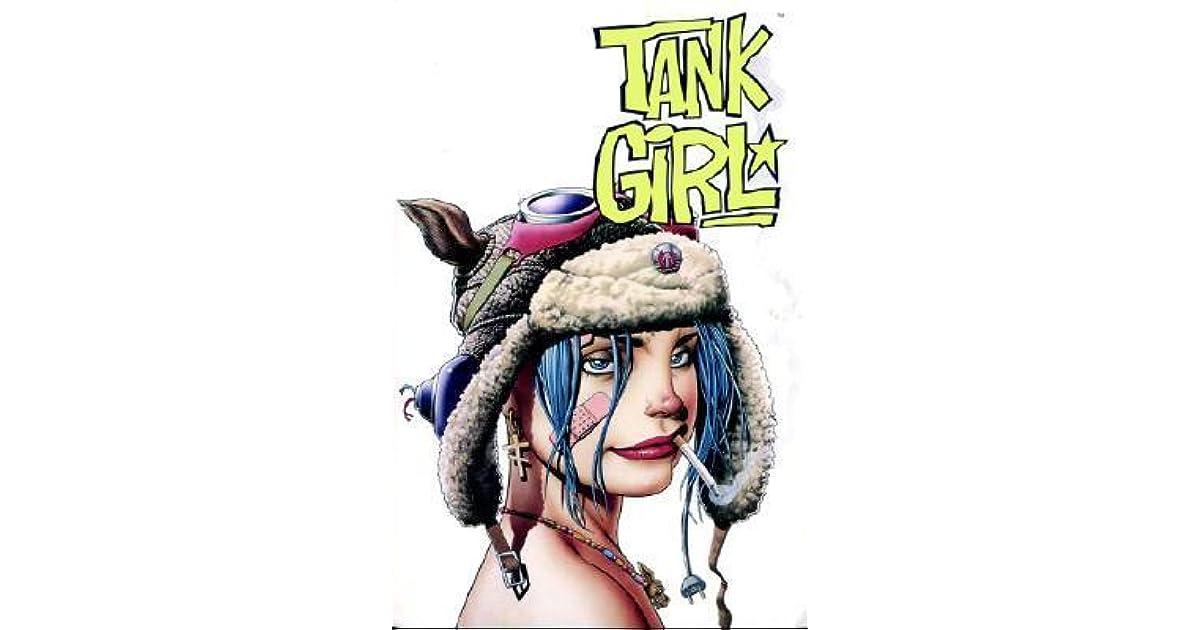 Tank Girl: Apocalypse by Alan Grant