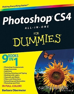 Photoshop CS4 All-in-One for Dummies (ISBN - 047032726X)
