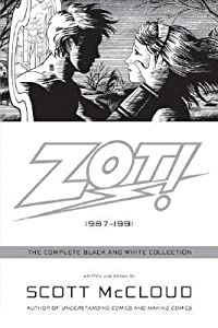 Zot!: The Complete Black-and-White Collection: 1987-1991