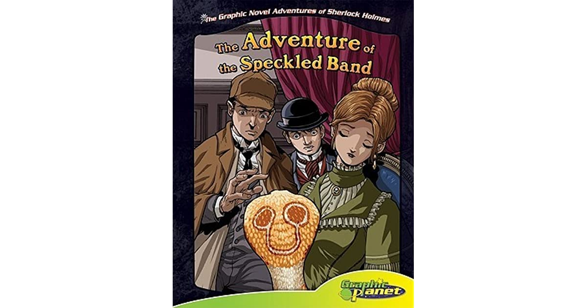 the adventure of the speckled band essay