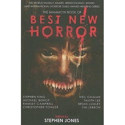 Best New Horror 20 by Stephen Jones