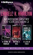 Meredith Gentry CD Collection 2: A Stroke of Midnight, Mistral's Kiss, Lick of Frost