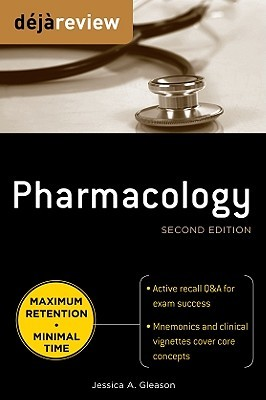 Deja Review Pharmacology