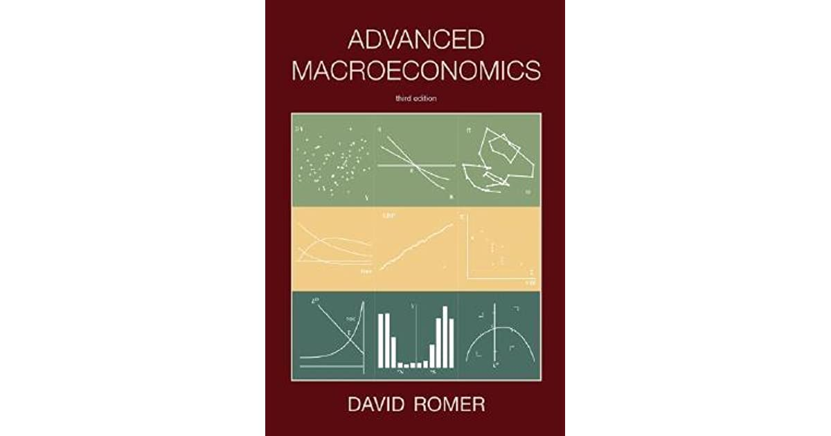 Advanced macroeconomics by david romer fandeluxe