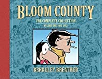 Bloom County: The Complete Library Vol. 1 Limited Signed Edition