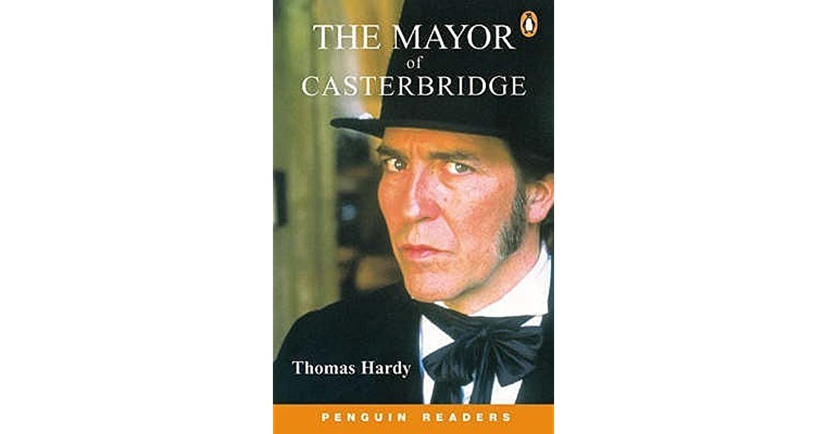 a comparison between the mayor of casterbridge and a view from the bridge