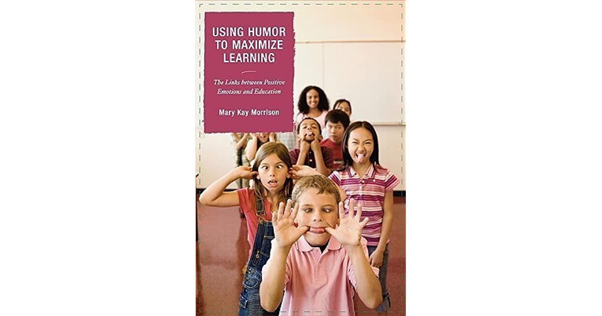 using humor to maximize learning morrison mary kay