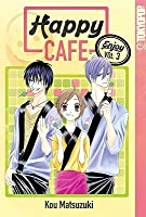 Happy Cafe, Volume 3
