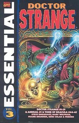 Essential Doctor Strange, Vol. 3