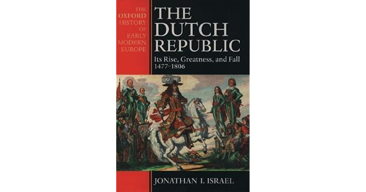 rise and fall of the dutch republic