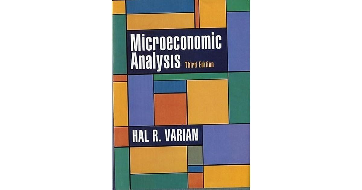 Microeconomics Notes Pdf