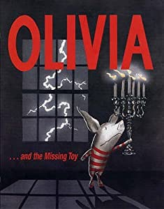 Olivia and the Missing Toy (Olivia, #3)