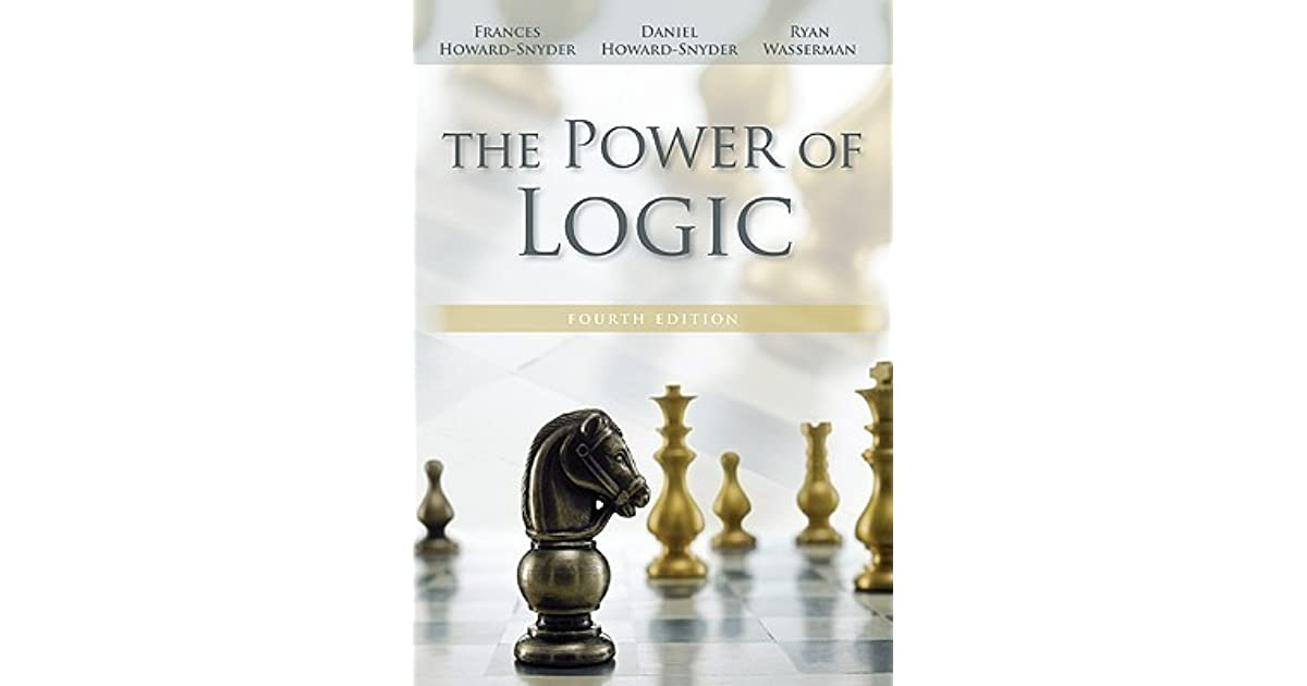 The Power Of Logic By Frances Howard Snyder