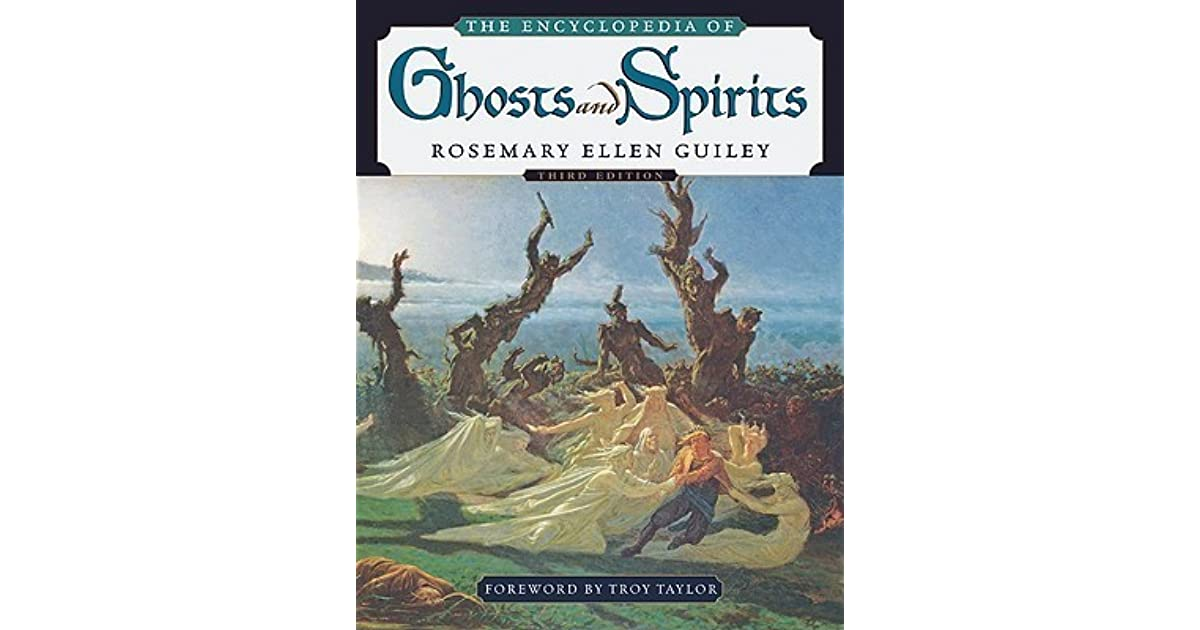 encyclopedia of ghosts and spirits pdf